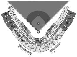 Dodgers Seating Chart With Rows Los Angeles Dodgers And Chicago White Sox Spring Training