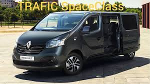 2018 renault trafic. simple trafic 2018 renault trafic spaceclass escapade on renault trafic t