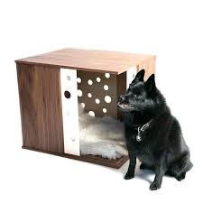 modern dog furniture. Modern Dog Crates Furniture Crate Ideas Launches A New Line Of