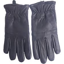 details about kids boys girls child leather gloves cycling running scooter horse riding gloves