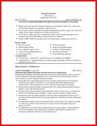 Resume Sample Pdf Format Apa Example