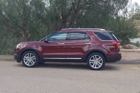 Ford Explorer Towing Capacity Chart 2016 Ford Explorer Reviews Research Explorer Prices Specs Motortrend