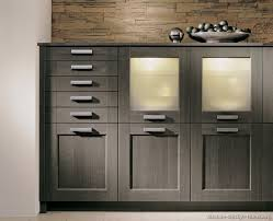 Small Picture Contemporary Cabinet Doors With Pretty White Contemporary Kitchen