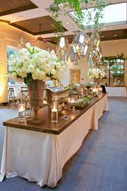 We offer a wide range of styles in including solid top and folding tiered risers composite and wood laminate. Wedding Reception Food Wedding Buffet Table Decor Buffet Decor Wedding Food Table