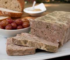 CountryStyle Paté Cooked Sous Vide  Notes From Home PlatesCountry Style Pate