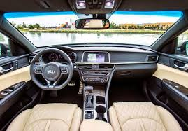 2018 kia interior. modren kia 2018kiaoptimainteriordashboardsteeringwheellcd for 2018 kia interior