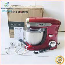 Máy Nhào Bột Đánh Trứng Đánh Kem UKOEO HBD 805 Công suất 1300W Bảo hành 12  Tháng
