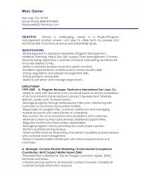 wonderful how to write a resume for management position brefash wonderful how to write a resume for management position brefash