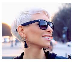 11x De Beste Korte Kapsels Voor Platina Blond Korte Kapsels