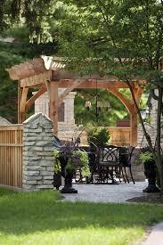 Designs For Backyard Patios Stunning Best 25 Patio Ideas On Photos Of Backyard Patios