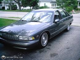 1992 Chevrolet Caprice Specs and Photos | StrongAuto