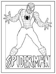 Small Picture Spiderman Coloring Pages To Print olgusacom
