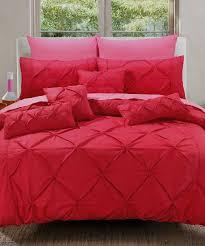 paris pink duvet cover set