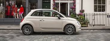 Fiat 500 Colour Chart Fiat 500 Colours Guide Stoneacre Leasing