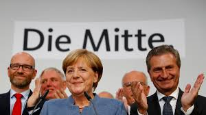 Angela merkel was born in the d.d.r., the communist portion of germany in 1954. Would You Trust A World Leader To Babysit Your Children The National