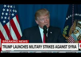 「trump attack syria」の画像検索結果