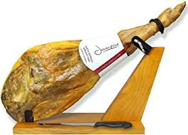 Ham Stands For Carving And Display Serrano Ham Bone in from Spain 100100 1100 lb Ham Stand Knife 56