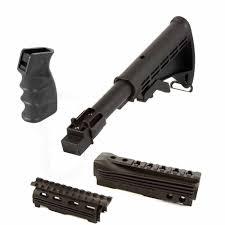 J&E Machine Tech】 Spec Standard Adjustable Stock AK 47 Buffer