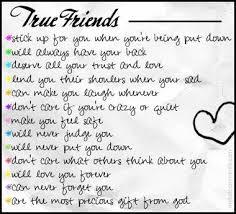 True Friends Quotes Fascinating TrueFriendsfriendsquotessayingssentenceskairatessl Flickr