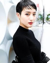 黒髪タイトウェットショート Short Haircatalogjpヘアカタログjp