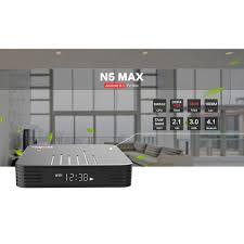 Android Tivi Box Magicsee N5 Max phiên bản 2020 - Ram 4GB, Rom 32Gb, Android  TV 9.0, Giá tháng 10/2020