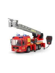 Пожарная <b>машина</b> MAN, св, зв, вода, 37,5 см <b>Dickie</b> 2459592 в ...
