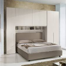 Camera completa matrimoniale con letto e armadio a ponte