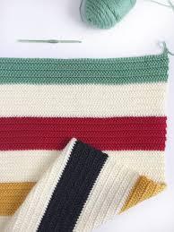hudson bay blankets crochet s baby blanket daisy farm crafts