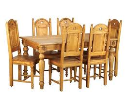 surprising solid wood dining room tables and chairs 19 1052 dk oak