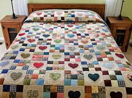 пэÑ?воÑ?к в одежде Ñ?оÑ?о: 24 Ñ?Ñ?с изобÑ?ажений найдено в Яндекс ... & Hearts and Nine Patch Quilt -- exquisite made with care Amish Quilts from  Lancaster - love this design Adamdwight.com