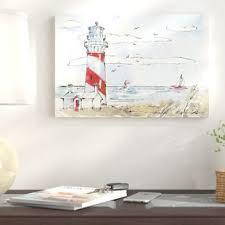 coastal life i print on canvas on coastal life canvas wall art with coastal life lagoon wayfair