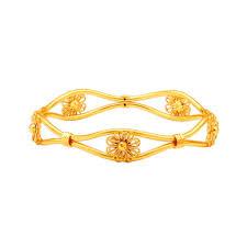 Bengali Gold Shakha Design Tanishq Bangles Buy Gold Diamonds Bangles Online Latest
