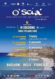 O Scia 2008 Il Festival Di Claudio Baglioni A Lampedusa