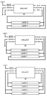 hf ballast wiring diagram wire 4 lamp t8 electronic agnitum 4 Bulb Ballast Wiring Diagram philips electronic ballast wiring diagram efcaviation universal design advance