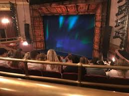 St James Theatre Section Mezzanine R Row J Seat 20
