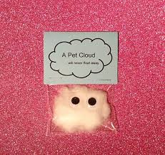 pet cloud wedding favors wedding favours quirky gifts children weird stuff unusual gifts