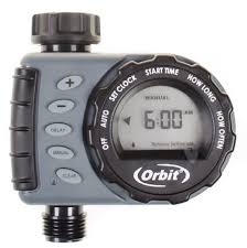 Small Picture Amazoncom Orbit Digital Hose Sprinkler Irrigation Timer for