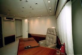 air force 1 office. Air Force One. VC-25A President\u0027s Office (George Bush Library) 1