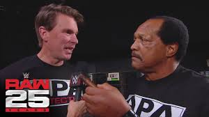 The Apa Is Back In Business Raw 25th Anniversary Pre Show