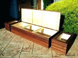 wooden outdoor cooler box plans deck rolling cool post wood outdoor cooler