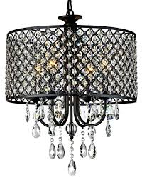 rachelle 4 light brass crystal chandelier antique bronze