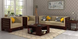 wooden sofa set designs. Simple Wooden Sofa Set Designs W
