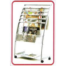 Image Display Rack Newspaper Rack Kuching Supplies Newspaper Rack Magazine Rack Nm510 Kuching Supplies Services Co