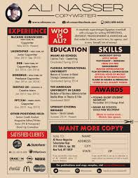 Copywriter Resume Samples Sample Ad Copywriter Resume Inspirational Advertising Resume 15