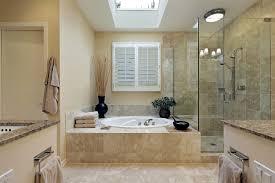 half hexagonal glass shower space decorated chandelier tub shower tile ideas amusing bathtub under tile window