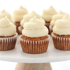 Carrot Cake Cupcakes Live Well Bake Often