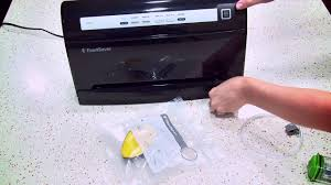 foodsaver ziplock bags. Simple Bags FoodSaver V3440 Vacuum Sealer  How To A Zipper Bag With Foodsaver Ziplock Bags Z