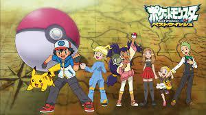 Pokemon Best Wishes-XY | Anime Fanon