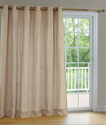 Window Treatments Metal Doors Stunning Decorating Ideas Sliding Glass Door Curtains Pictures