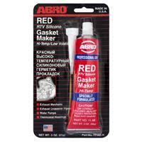<b>Герметик</b> прокладок высокотемпературный красный, 85гр <b>Abro</b> ...